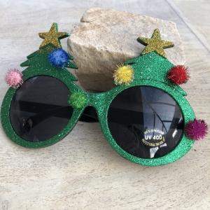 Chrostmas fun sunglasses