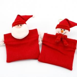 Santa or Snowman bag