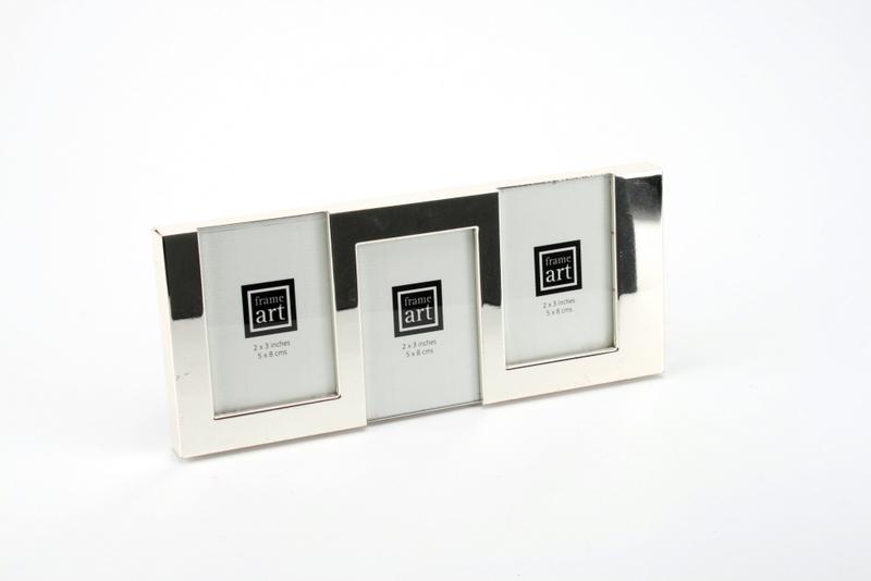 Three in one photo frame