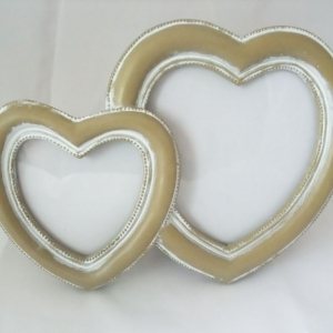 twin heart frame